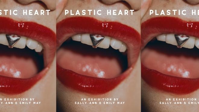 Sally Emily_Plastic Heart_Poster