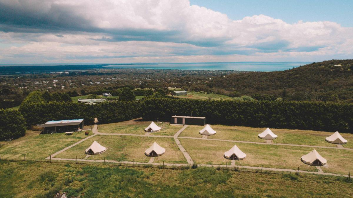 TGW Q+A: Christian Melone, Mornington Peninsula Glamping