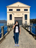 A cuppa at the Pumphouse. Photo: @Richard.Hawker