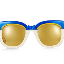 'Pools & Palms' Pared Eyewear. Image courtesy Flaunter.com