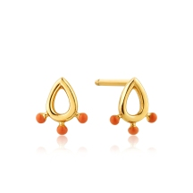Ania Haie earrings. Image courtesy Flaunter.com