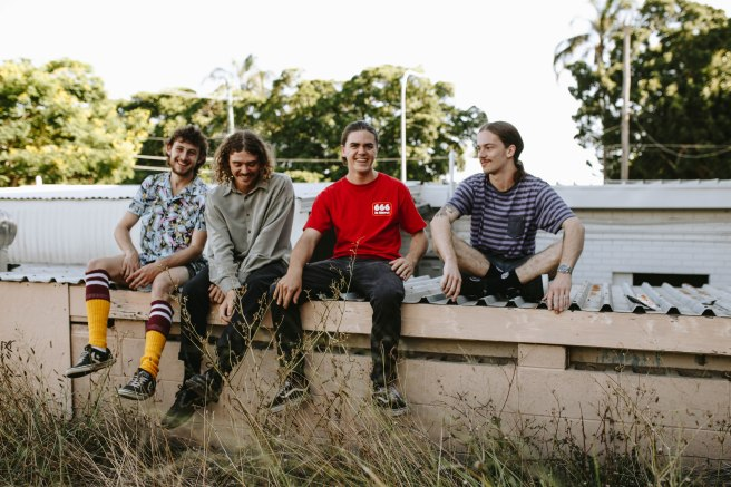 Garb Wire favourites Concrete Surfers will perform live at CRAFTED
