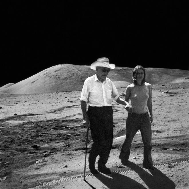Damiano Bertoli_Whiteys on the Moon (Cathy and George)_2008