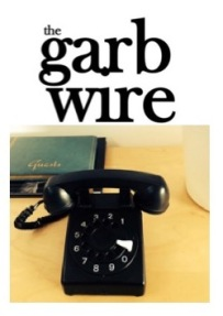 The Garb Wire on the line. Your name, please?