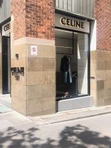 Collins Street is the only store in Australia to carry the CELINE menswear collection