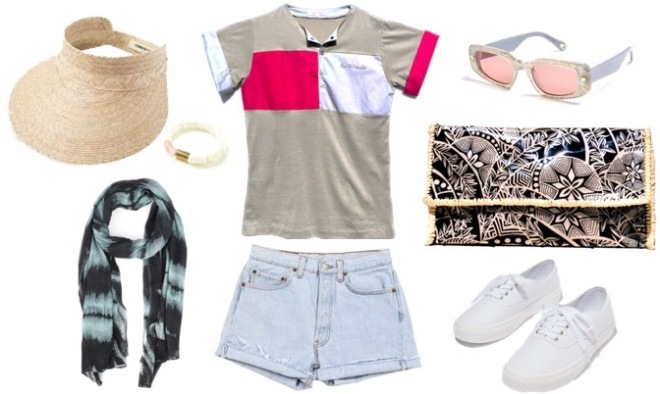 How to wear 1980s panel